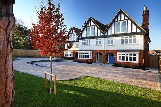 Thumbnail Semi-detached house for sale in Beech Grove, Reigate Road, Epsom