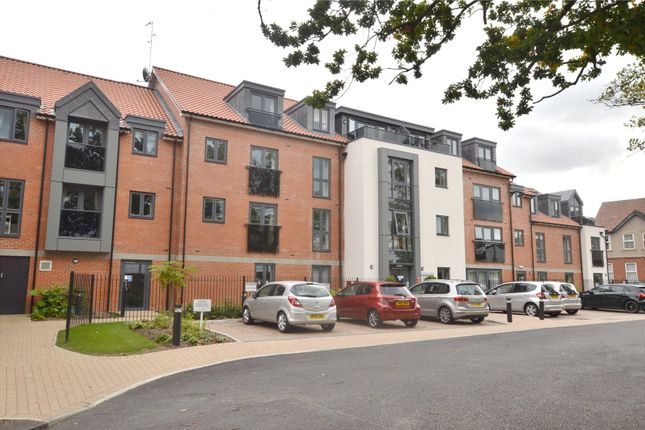 Thumbnail Property for sale in Flat 14, Devonshire Grange, Devonshire Avenue, Roundhay, Leeds