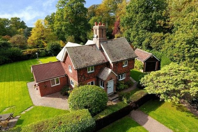 Thumbnail Detached house for sale in Tilgate Drive, Crawley