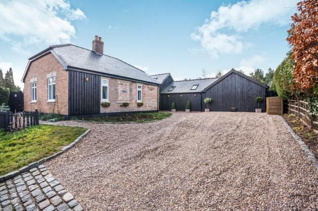 Thumbnail Bungalow for sale in Planting Side, Little Cawthorpe, Louth, Lincolnshire
