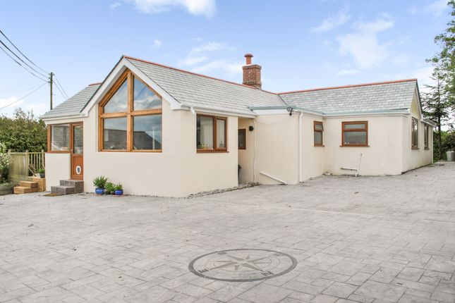 Thumbnail Detached bungalow for sale in Jacobstow, Bude