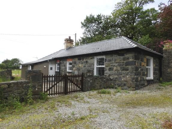 Thumbnail Detached house for sale in Criccieth, Gwynedd, .