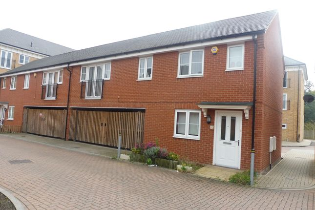 Thumbnail Semi-detached house to rent in Baxter Road, Watford