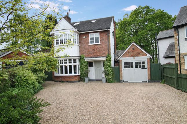 Thumbnail Detached house for sale in Ryde Avenue, South Knighton, Leicester