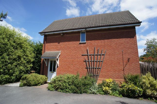 Thumbnail Semi-detached house to rent in St. Pancras Way, Derby