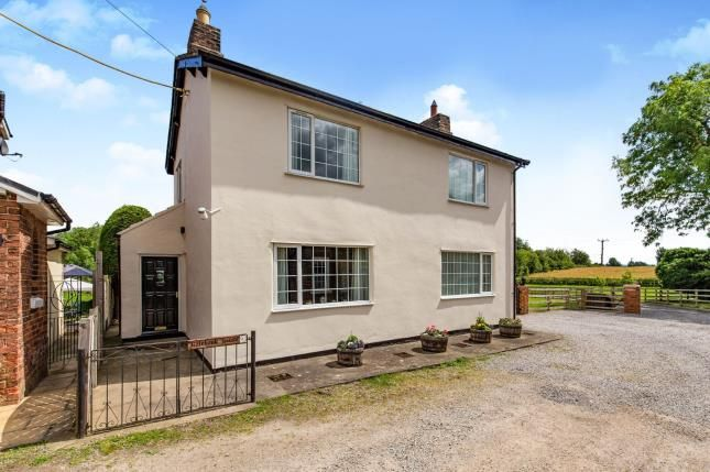 Thumbnail Detached house for sale in East Cowton, Northallerton, North Yorkshire