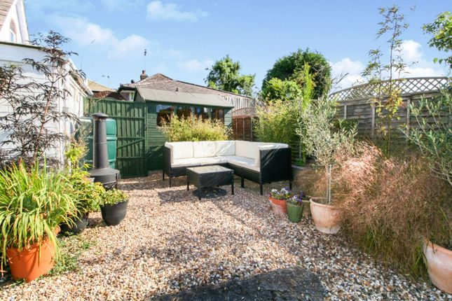 Garden of Townsend Road, Colchester CO5