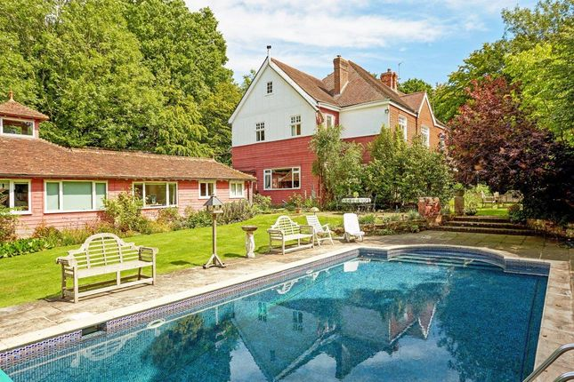 Thumbnail Country house for sale in Station Road, Stonegate