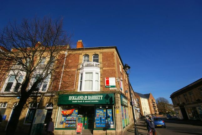 Thumbnail Flat to rent in The Parade, Minehead