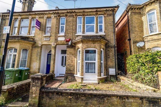 Thumbnail End terrace house for sale in Carlton Road, Shirley, Southampton