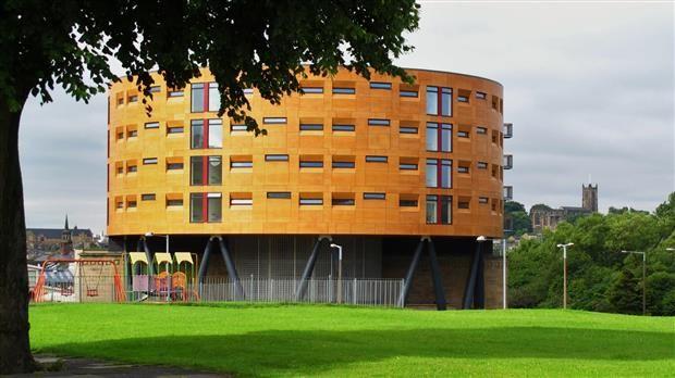 Thumbnail Flat to rent in Bridge Square Apartments, Kingsway, Lancaster
