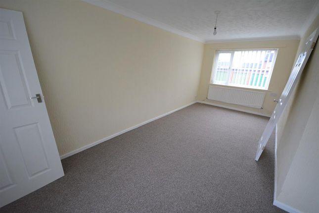Living Room of West Lane, Bishop Auckland DL14