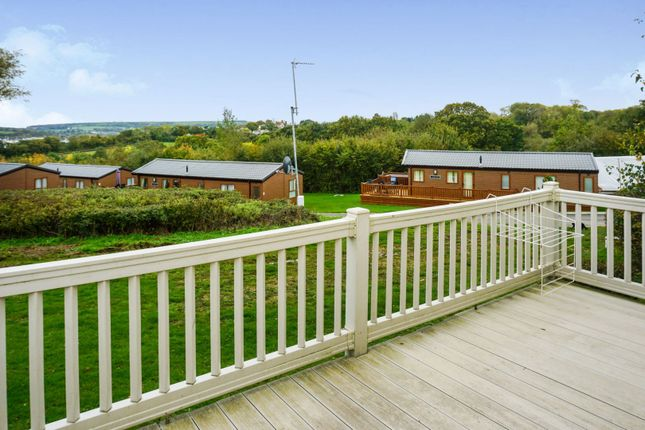Decking of Nodes Point Holiday Park, St. Helens PO33