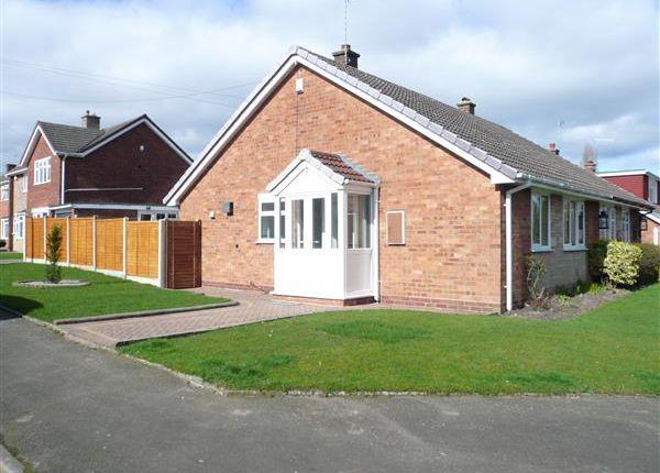 Thumbnail Bungalow for sale in Helming Drive, Danehurst Estate, Wolverhampton