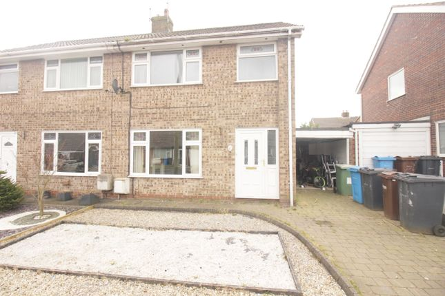 3 bed semi-detached house for sale in Hornby Drive, Newton, Preston PR4