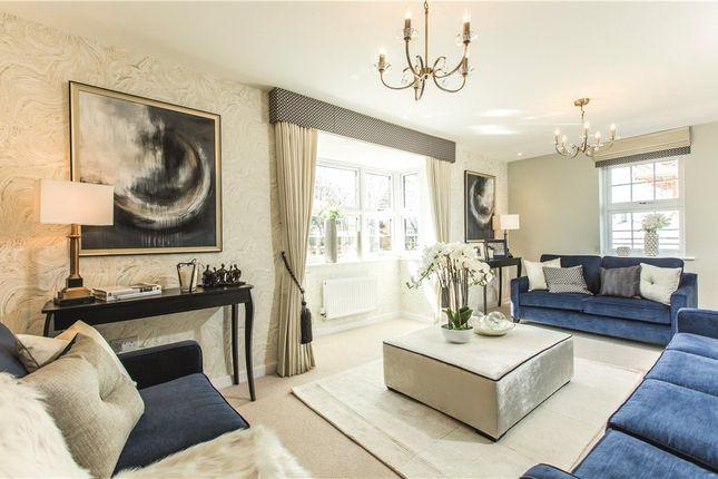 Living Room of Sandhurst Gardens, High Street, Sandhurst GU47