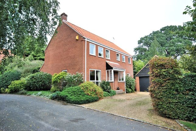 Thumbnail Detached house for sale in Church Crofts, Castle Rising, King's Lynn