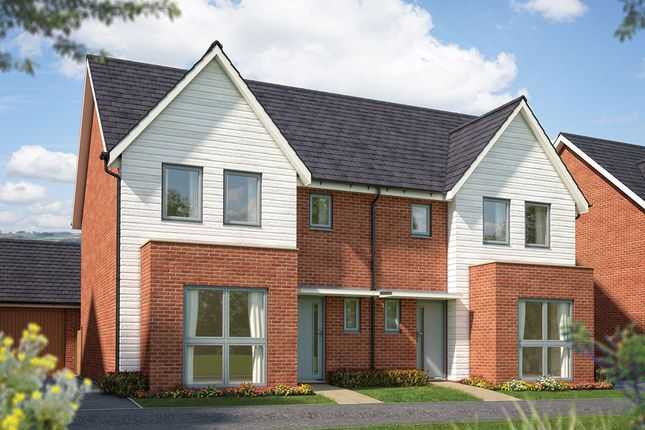 """3 bed semi-detached house for sale in """"The Goldcrest"""" at Bexhill, East Sussex, Bexhill TN40"""