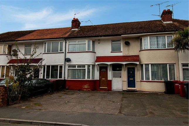Thumbnail Terraced house for sale in Bower Way, Slough, Berkshire