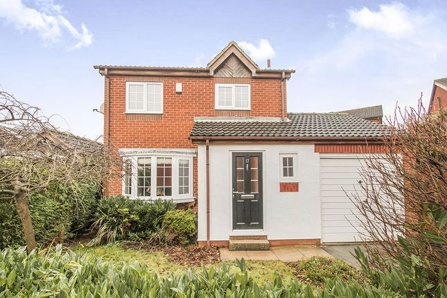 3 bed detached house for sale in Crabtree Way, Tingley, Wakefield