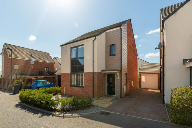 3 bed detached house for sale in Esperley Avenue, Great Park, Newcastle Upon Tyne NE13