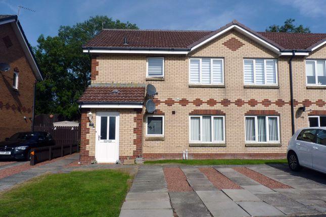 Thumbnail Flat for sale in Vryburg Crescent, Lindsayfield, East Kilbride