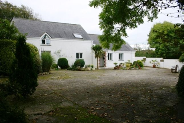 Thumbnail Barn conversion for sale in Castle Morris, Haverfordwest