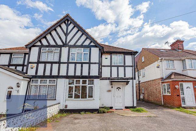 Thumbnail Semi-detached house for sale in The Warren, Heston