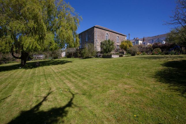 Thumbnail Detached house for sale in Maiden Street, Stratton, Bude