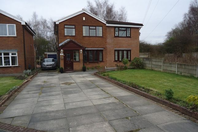 Thumbnail Detached house for sale in The Fairway, New Moston