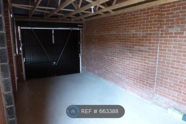 Garage of Prince George Drive, Derby DE22