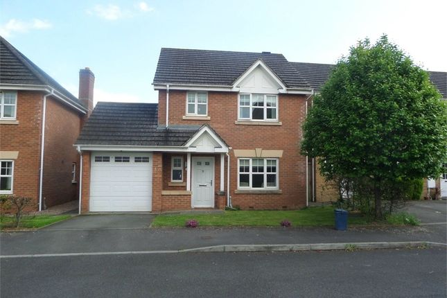 Thumbnail Detached house to rent in 20 Heol Teifi, Caldicot, Monmouthshire