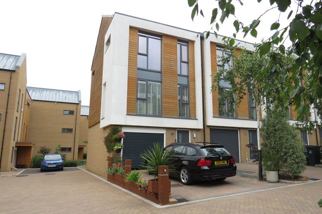Thumbnail End terrace house for sale in Firepool View, Taunton