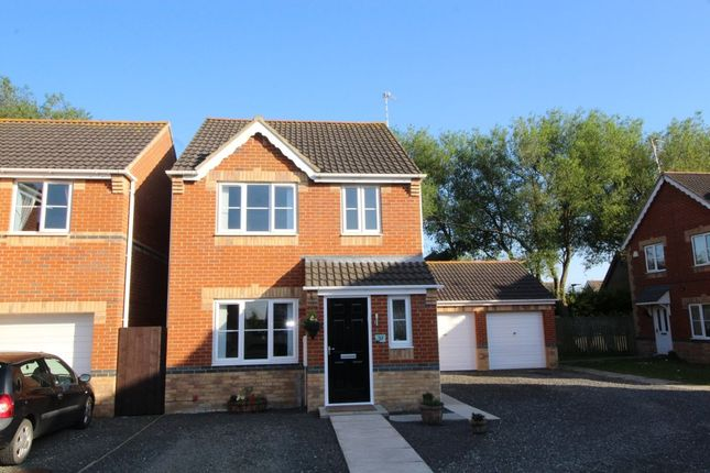 Thumbnail Detached house for sale in Rayburn Court, Blyth