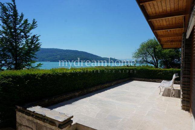 Thumbnail Villa for sale in Veyrier-Du-Lac, 74290, France