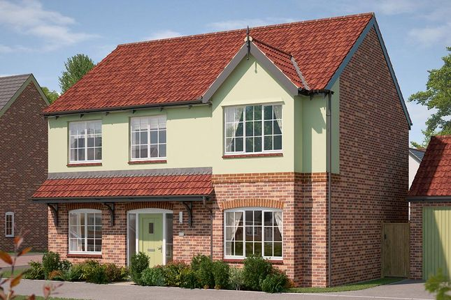 "Thumbnail Property for sale in ""The Durham"" at Bowbridge Lane, New Balderton, Newark"