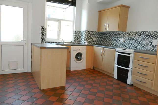 Thumbnail Terraced house to rent in Cranbrook Road, Gorton, Manchester