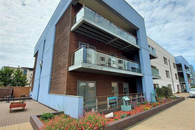 Thumbnail Flat for sale in Mariners Court, Lamberts Road, Marina, Swansea