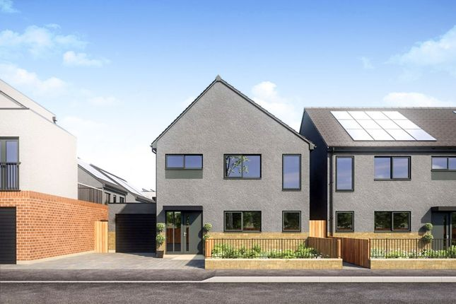Thumbnail Detached house for sale in The Avenue, Priors Hall Park, Weldon