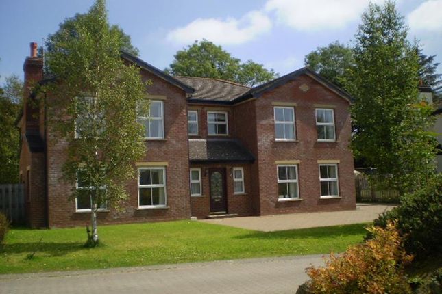 Thumbnail Town house to rent in Glen Vine, Isle Of Man