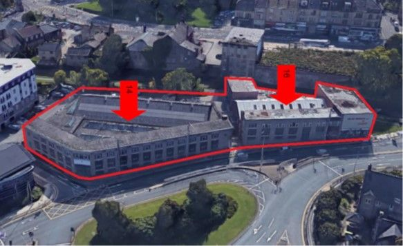 Thumbnail Industrial to let in Otley Road, Shipley