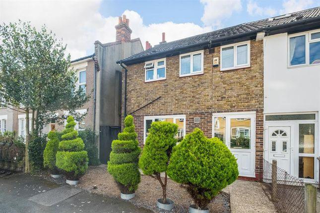 Thumbnail End terrace house for sale in Ronver Road, Lee, London