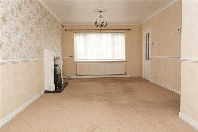 Living Room of Thornbury Avenue, Seghill, Cramlington NE23