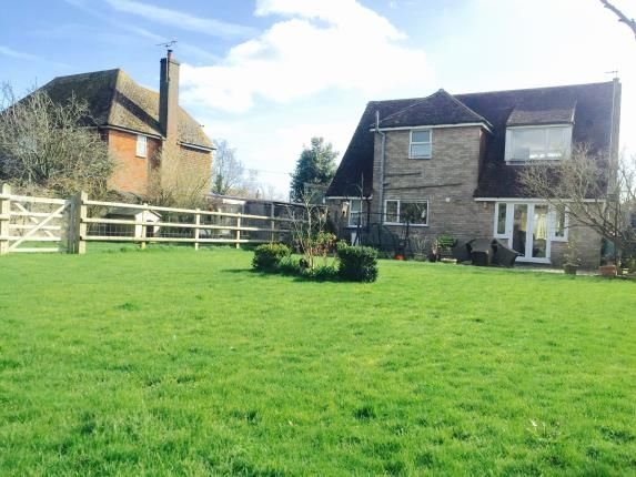 Thumbnail Detached house for sale in Church Road, New Romney