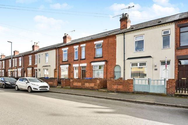 Thumbnail Terraced house for sale in Baker Street, Alvaston, Derby