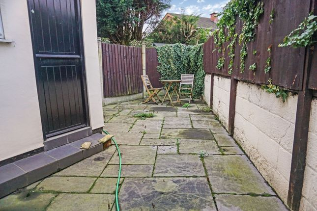 Garden of East Orchard Lane, Liverpool L9
