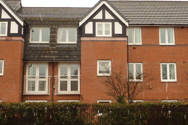 Thumbnail Flat for sale in Chatsworth Court Park Road, Ashbourne Derbyshire