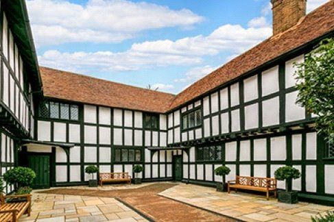 Thumbnail Flat for sale in The Old Rectory, Windsor End, Beaconsfield