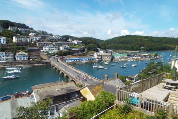 Thumbnail Property to rent in Wesley Terrace, East Looe, Looe