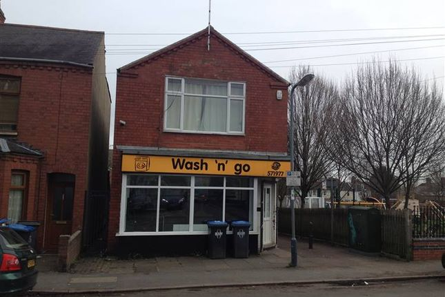 Thumbnail Commercial property for sale in Craven Road, Rugby